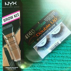 Ardell Double up or Glamour Lashes and  Brow kit